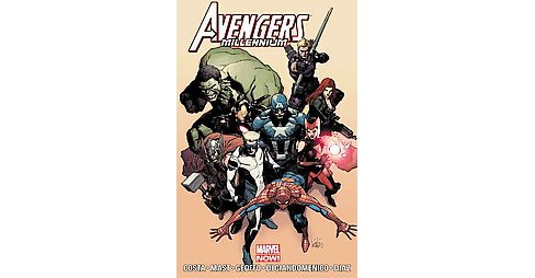 Avengers : Millennium (Paperback) (Mike Costa) - image 1 of 1