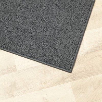 "Lakeside 90"" Extra-Long Nonslip Floor Runner the Garage or Indoors"