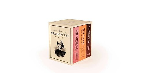 Shakespeare Box Set (Hardcover) (Joelle Herr) - image 1 of 1