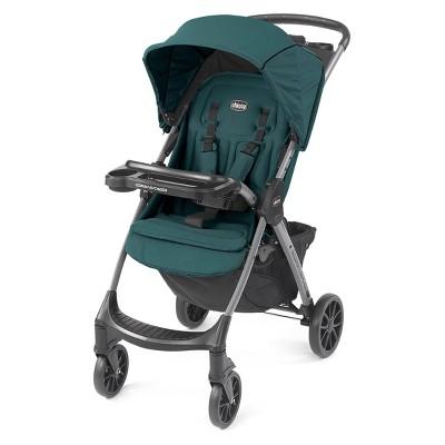 Chicco Mini Bravo Plus Stroller - Eucalyptus