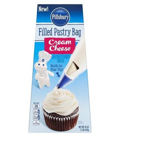 Pillsbury Cream Cheese Filled Pastry Bag - 16oz - image 1 of 1