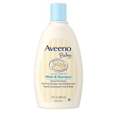 Baby Shampoo: Aveeno Baby