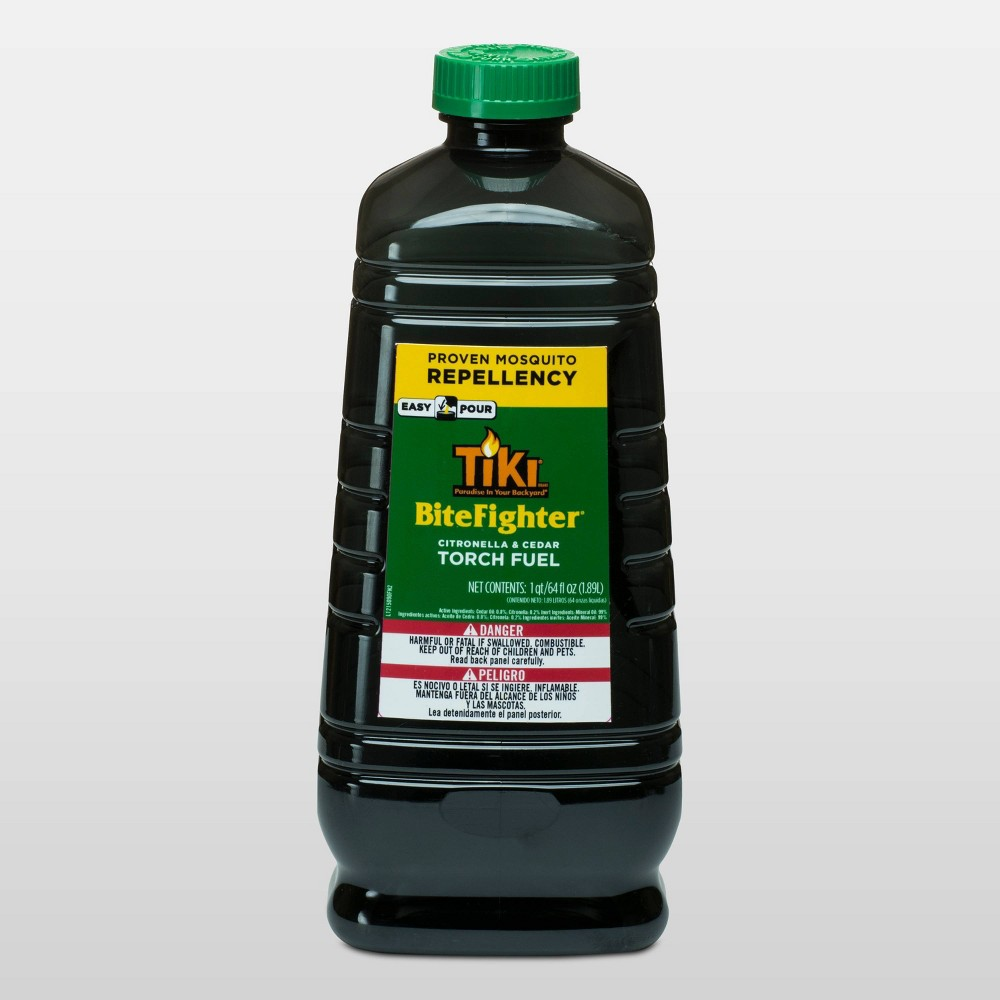 Image of 64oz Bitefighter Torch Fuel - TIKI