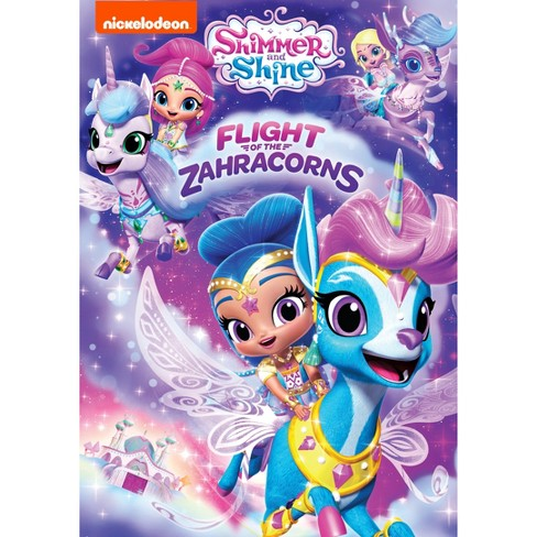 Shimmer and Shine: Flight of the Zahracorns DVD - image 1 of 1