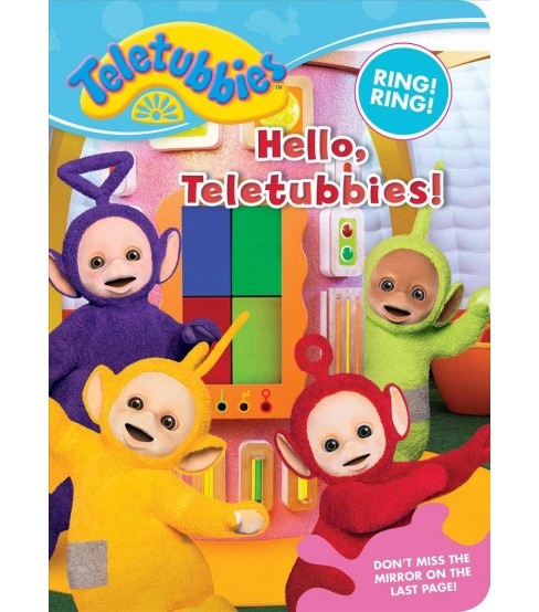 Hello, Teletubbies! (Hardcover) (Maggie Testa) - image 1 of 1