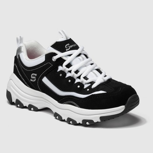 Women's S SPORT BY SKECHERS Gabie Lace Up Training Sneakers - image 1 of 4