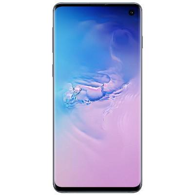 Samsung Galaxy S10 128GB ROM 8GB RAM G973 GSM Unlocked Smartphone - Manufacturer Refurbished
