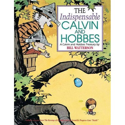 The Indispensable Calvin and Hobbes, 11 - by  Bill Watterson (Hardcover)