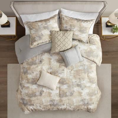 Mist Comforter Set