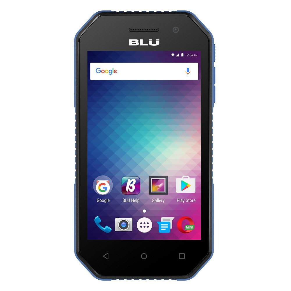 Blu Tank Extreme 4.0 T470U (Gsm Unlocked) 4GB Smartphone - Black