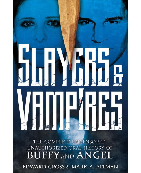 Slayers & Vampires : The Complete Uncensored, Unauthorized Oral History of Buffy the Vampire Slayer & - image 1 of 1