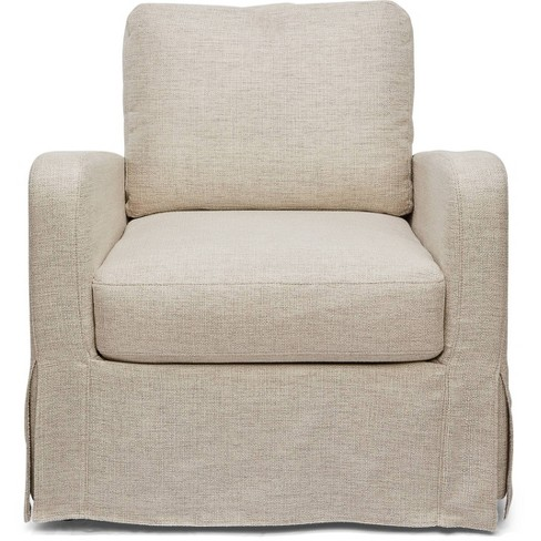 Kingsley Skirted Arm Chair - Finch - image 1 of 4
