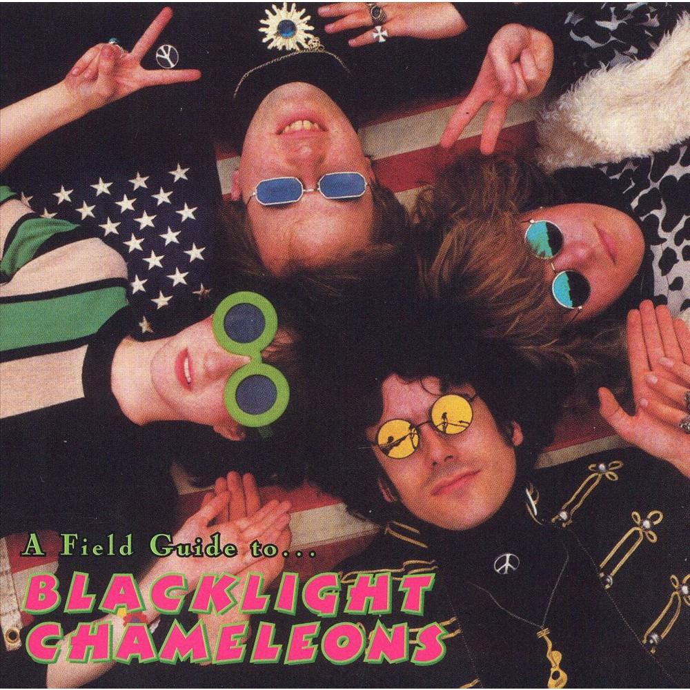Blacklight Chameleon - Field Guide To Blacklight Chameleons (CD)