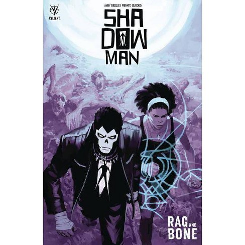 Shadowman (2018) Volume. 3: Rag and Bone - by  Andy Diggle (Paperback) - image 1 of 1