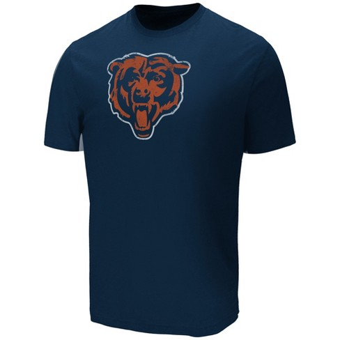 NFL Chicago Bears Men's Target Sueded Cotton T-Shirt - image 1 of 2