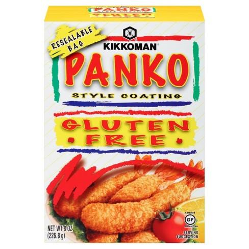 Kikkoman® Panko Japanese Style Bread Crumbs Gluten Free - 8oz - image 1 of 1