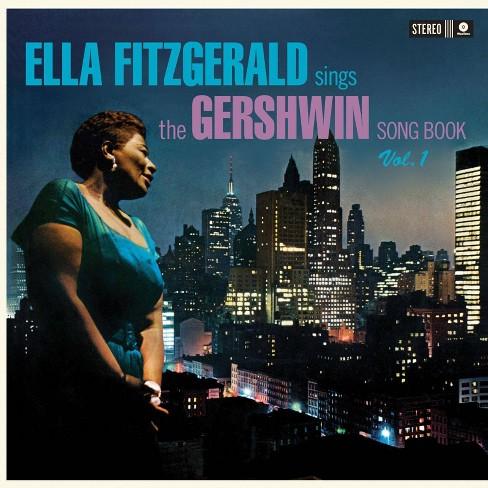 Ella Fitzgerald - Sings The Gershwin Song Book: Vol. 1 (Vinyl) - image 1 of 1