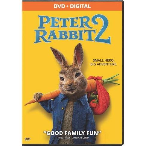 Peter Rabbit 2 (dvd + Digital) : Target