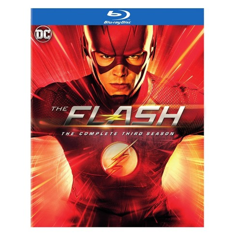 The Flash: The Complete Third Season (Blu-ray) - image 1 of 1
