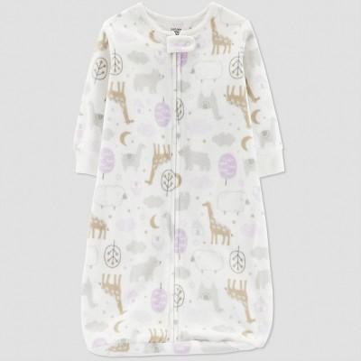 Baby Girls' Animal Sleep Bag - Just One You® made by carter's Purple 0-9M