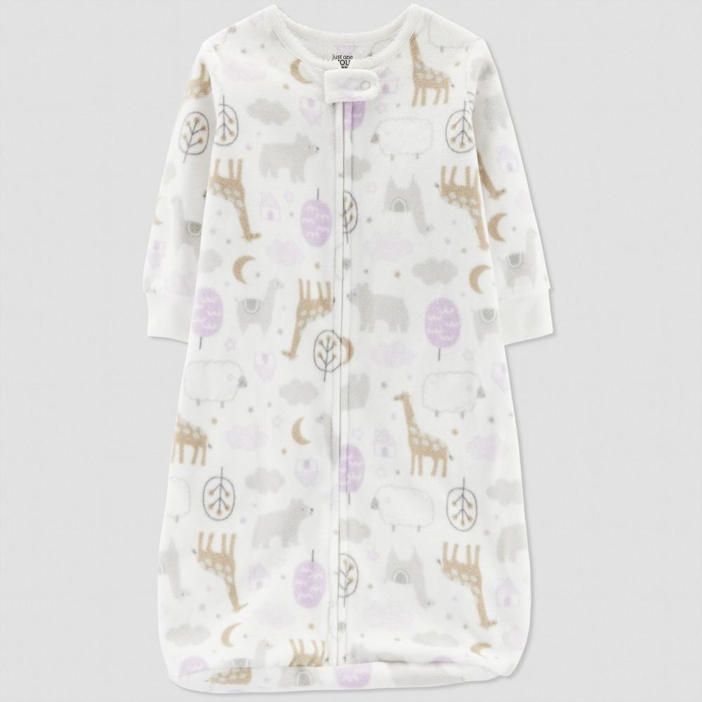 Baby Girls' Animal Sleep Bag - Just One You made by carter's Purple 0-9M
