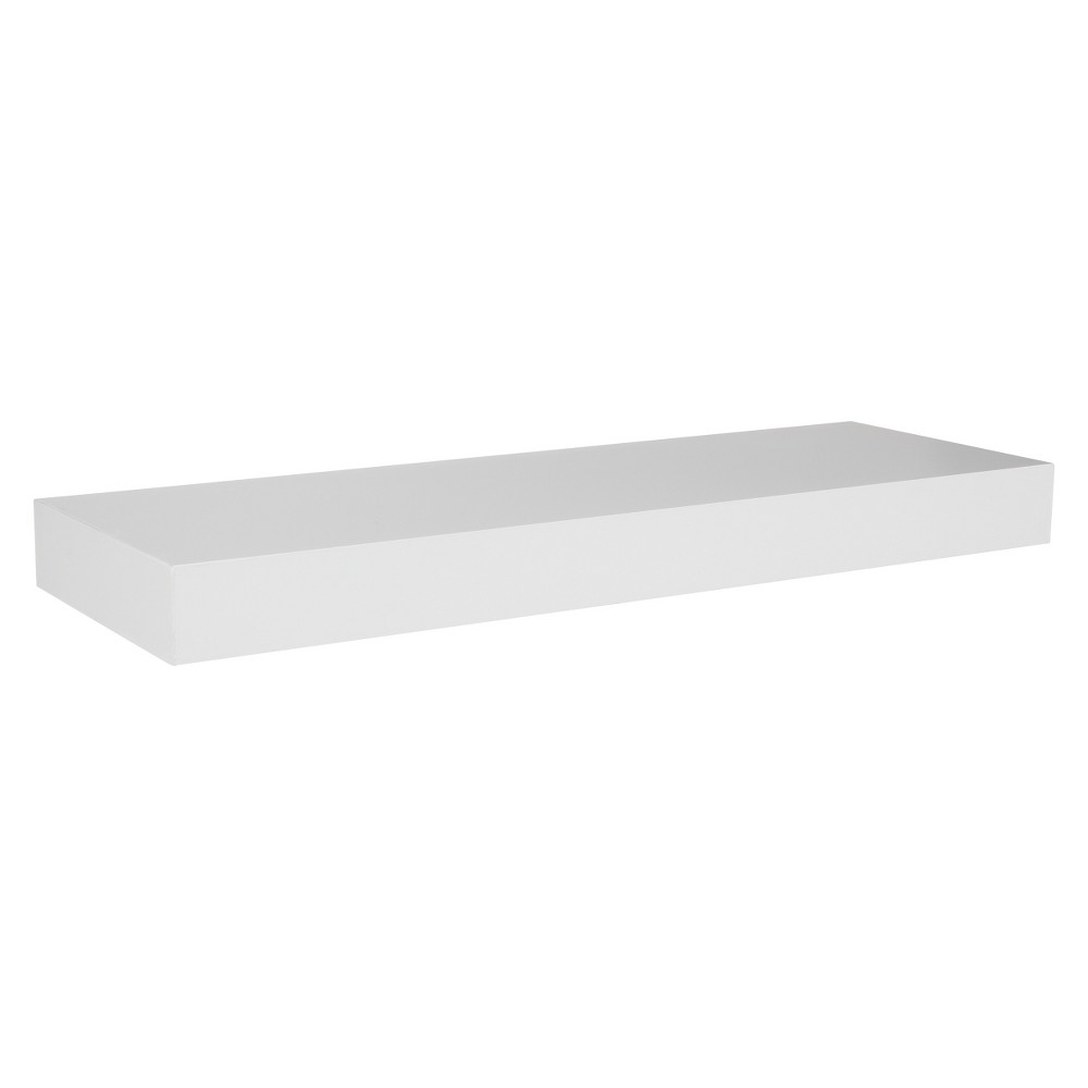Modern Shelves - Assorted Sizes and Colors - Threshold, White