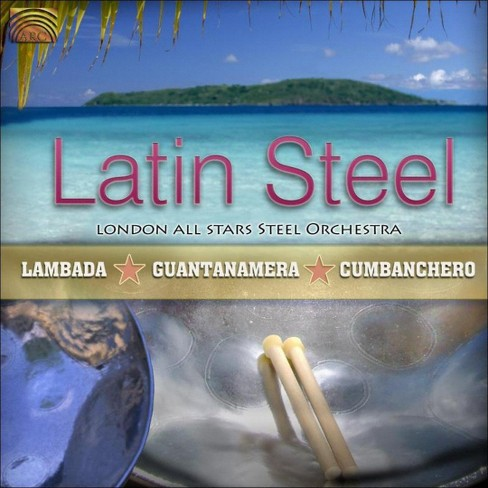 London All Stars Ste - Latin Steel (CD) - image 1 of 1