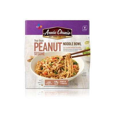 Annie Chun's Peanut Sesame Noodle Bowl 8.7oz