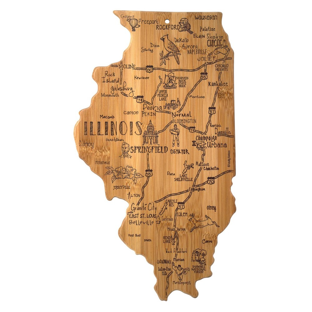 Coupons Totally Bamboo Destination Illinois Serving and Cutting Board