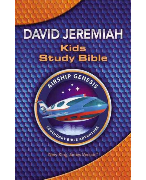Airship Genesis Kids Study Bible : New King James Version (Hardcover) (David Jeremiah) - image 1 of 1
