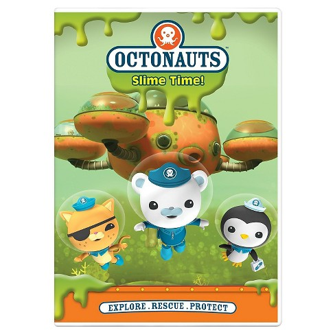 Octonauts Slime Time (DVD) - image 1 of 1