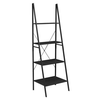 """72"""" Nomad Ladder Bookcase - Niche"""