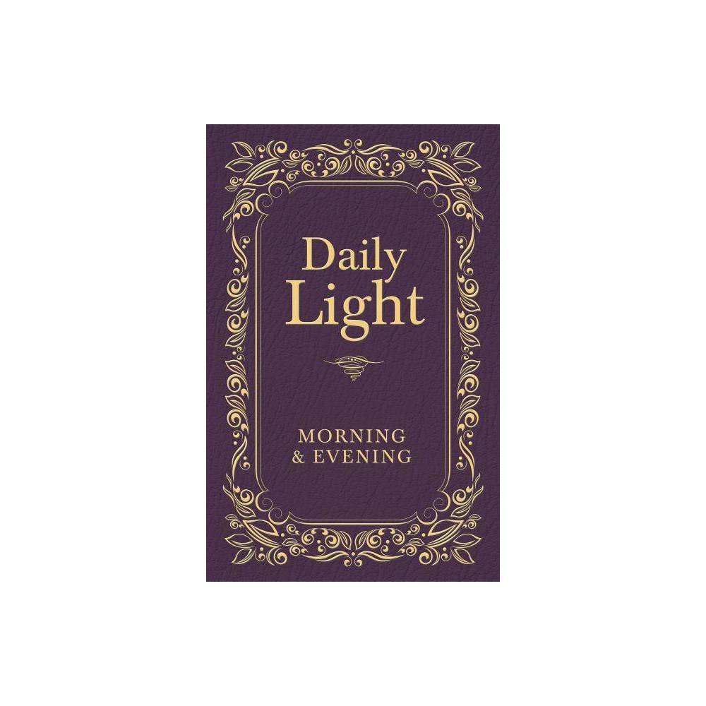Daily Light By Thomas Nelson Leather Bound