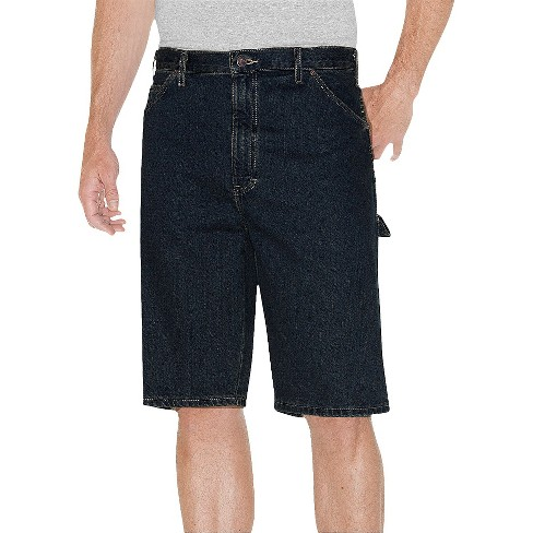 "Dickies® Men's Big & Tall Relaxed Fit Denim 11"" Carpenter Shorts - image 1 of 2"