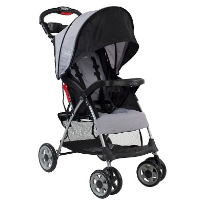 Kolcraft Cloud Plus Lightweight Stroller - Slate