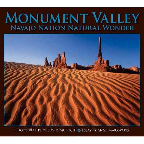 Monument Valley - (Companion Press) by  Anne Markward (Paperback) - image 1 of 1