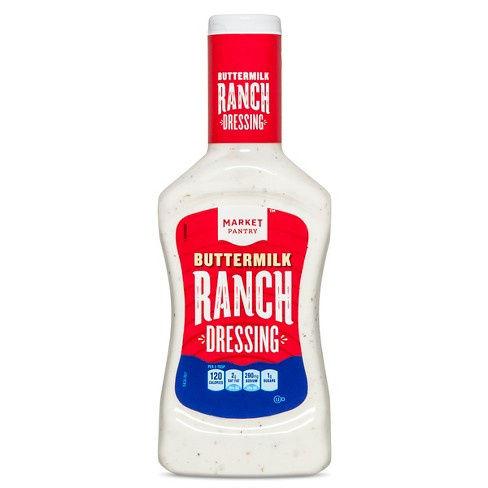 Buttermilk Ranch Dressing - 16oz - Market Pantry™ - image 1 of 1