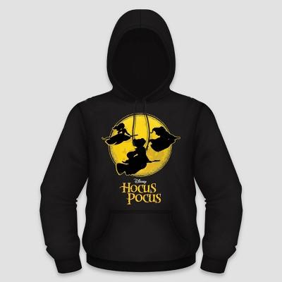 Men's Disney Hocus Pocus Hooded Sweatshirt - Black