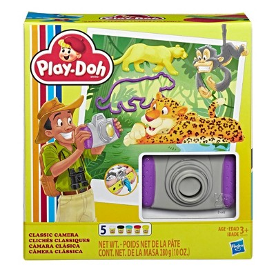 Play-Doh 3-in-1 Town Centre Dough Play Set Creative Toy FREE DELIVERY