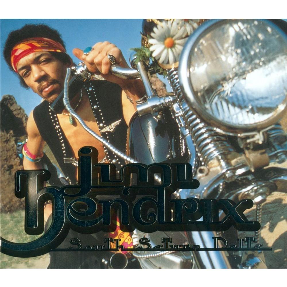 Jimi hendrix - South saturn delta (CD)