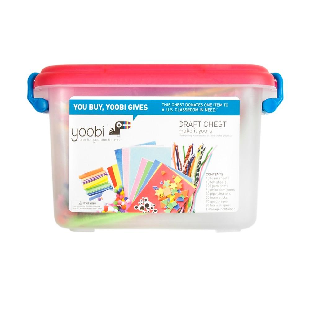 Craft Chest - Yoobi, Craft Activity Kits