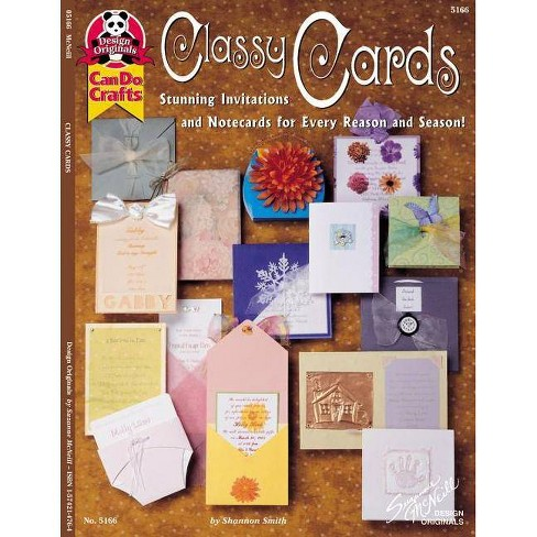Classy Cards - by  Shannon Smith (Paperback) - image 1 of 1