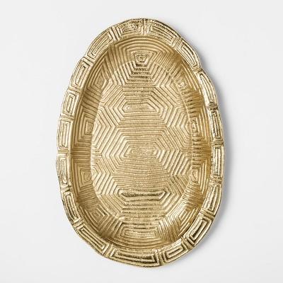 Brass Turtle Shell - Threshold™