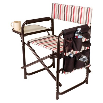 Picnic Time Moka Collection Sports Chair - Multicolor (10.25 Lb)