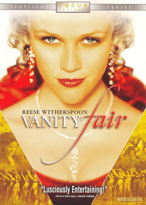 Vanity Fair (DVD) - image 1 of 1