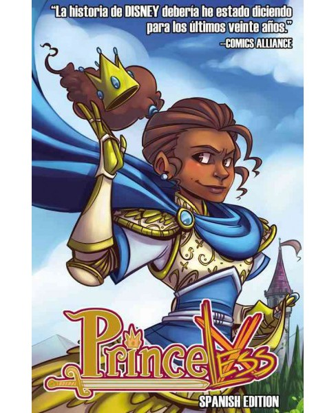 Princeless 1 : Save Yourself (Paperback) (Jeremy Whitley) - image 1 of 1