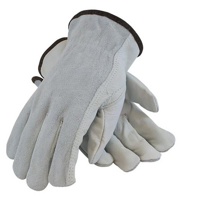 PIP Leather Gloves Natural (68-161SB/L)