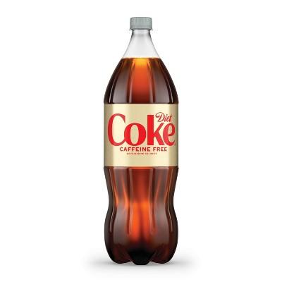Diet Coke Caffeine Free - 2 L Bottle