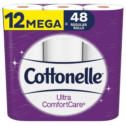Cottonelle Ultra ComfortCare Toilet Paper - image 1 of 4