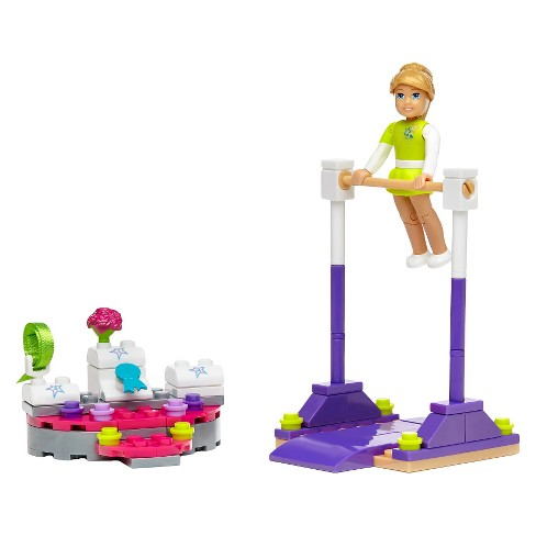 Mega Bloks American Girl Mckenna's Gymnastics Training - image 1 of 9